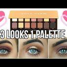 NEW Anastasia Beverly Hills Soft Glam Tutorial | 3 Looks 1 Palette