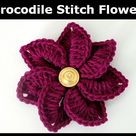 Crocodile Stitch