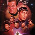 Exclusive See six new beautiful 'Star Trek' posters from Bye Bye Robot
