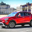 Download wallpapers Fiat 500X, 4k, crossovers, 2018 cars, red 500X, italian cars, Fiat besthqwallpapers.com