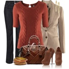 Fall Business Casual