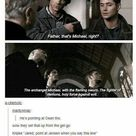 Supernatural memes. Best Collection of funny Supernatural pictures on iFunny