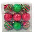 Shatterproof Christmas Ornaments