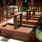 Garden Edging  Hardwood Sleepers   Building Materials   Gumtree Australia Brisbane South West - Moorooka   1141167782