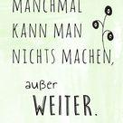 {happy write} Weiter machen