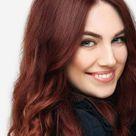 Mahogany Henna Hair Dye - 1 Pack