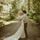 Beach Wedding Dress | Romantic Dress | Quirky Wedding Dress | Bohemian Lace Dress | Boho Wedding Dress | Modern Bridal Gown