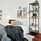 Les petites surfaces du jour : une chambre en alcôve - PLANETE DECO a homes world