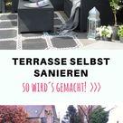 Unsere neue DIY Terrasse - DESIGN DOTS