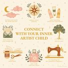 Connect with Inner Artist Child