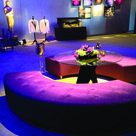Governors Ball Features Glamorous Furnishings From Lux Lounge EFR