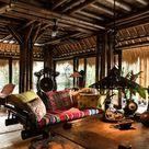 Stunning & Unique Lila Bamboo Villa - Villor att hyra i Ubud, Bali, Indonesien