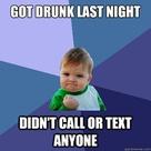 Drunk Last Night