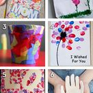 Here are 8 Cute Mother's Day Crafts on Pinterest - Posh in Progress
