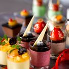 Shot Glass Desserts