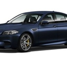 2014 BMW M5  Top Speed