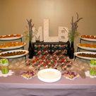 Bridal Shower Foods