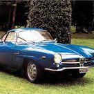 1957 Alfa Romeo Giulietta Sprint Speciale Bertone   Studios