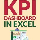 Creating Key Performance Indicator KPI Dashboard in Excel [Part 1/3]