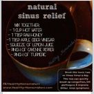 Sinus Relief