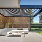 Lamellendach - Terrassenüberdachung - Glashaus Rehm