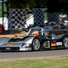 Audi R8R   Chassis 308    2009 Goodwood Festival of Speed