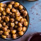 Roasted Chickpeas Recipe