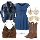 Summer Country Outfits