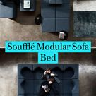Soufflé Modular Sofa Bed