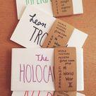 Flash Card Ideas