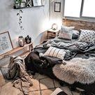 Inspiratie: 6x gezellige slaapkamers in herfstsfeer