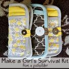 Girl Survival Kits