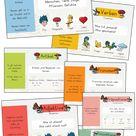Wortarten Übersicht - Nomen, Verben, Adjektive, Pronomen & mehr