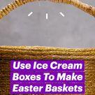 DIY Creative Easter Baskets!