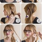 5 Topsy Tail Hair Tutorials to Get You Topsy Turvy