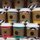 Mini Coffee Cups