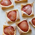 Poached Pear Tarts | Spoon Fork Bacon
