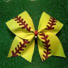 Softball Bows