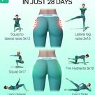 GET RID OF HIP DIPS IN JUST 28 DAYS