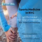 Sports Medicine in NYC