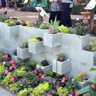 Mom Buys Cinder Blocks And Uses Them In Ways I Never Thought Of - Here Are 40 Stunning Ideas