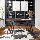 Sawhorse 60 inch Wide Desk