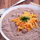 Fried Beans