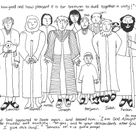 free coloring page – aunties bible lessons