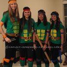 Ninja Turtle Costumes