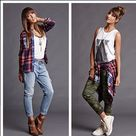 Plaid Outfits