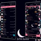 Night Mod Theme For YOWhatsApp & Fouad WhatsApp By Driih