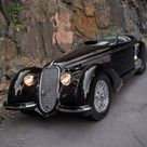 1939 Alfa Romeo 8C 2900B Lungo Spider by Touring   Monterey 2016   RM Sotheby's