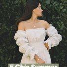 5 Chic Summer Dresses