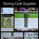 Craft Supply Stores